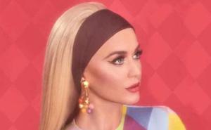 El último vestido de Katy Perry es español y puede ser tuyo por 380 euros