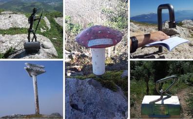 Euskadi y Navarra, paraíso de los buzones de montaña