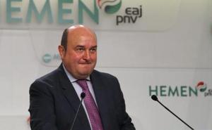 El PNV avisa de que «se puede quebrar la convivencia democrática» en España
