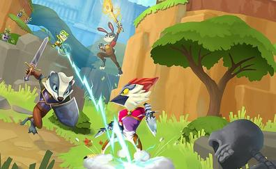 ReadySet Heroes: festín multijugador para PlayStation 4