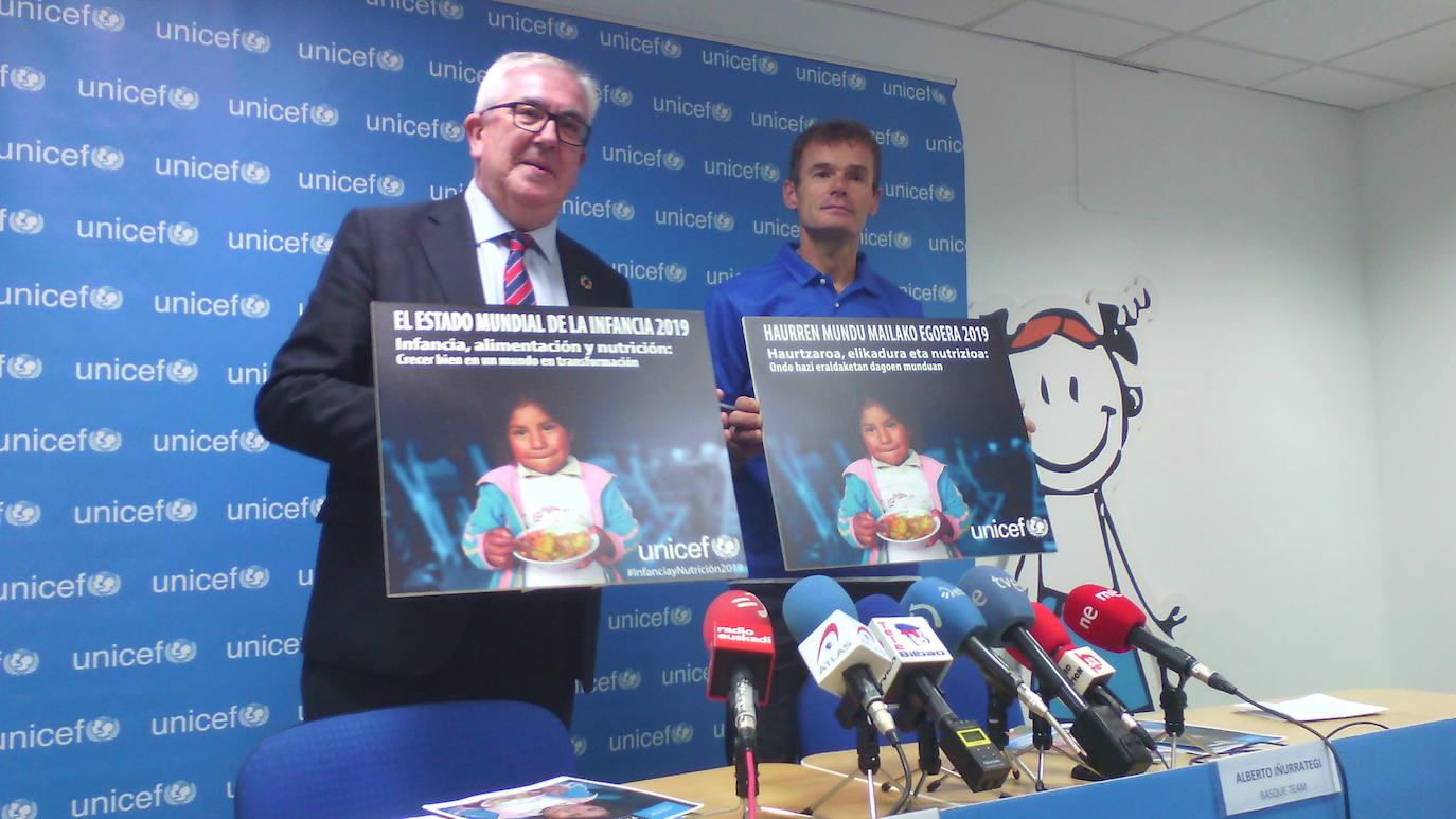 La obesidad infantil se ha duplicado en Euskadi desde 2006