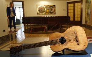 La guitarra de Iparragirre, el «vasco más universal», volverá a sonar en Gernika