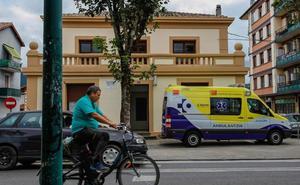 Servicios Sociales toma la antigua sede de la Cruz Roja de Gernika