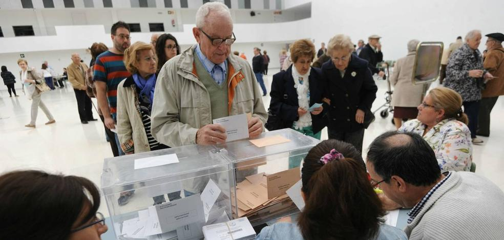 Vitoria ya ha designado las mesas electorales: ¿Cuándo serán avisados sus integrantes?
