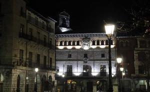 El Ayuntamiento de Orduña renueva la luz de las murallas