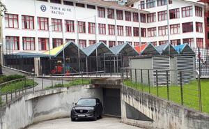 Ondarroa abrirá el parking de Ibaiondo con casi la mitad de las plazas llenas