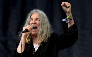 Patti Smith, cabeza de cartel del Azkena, en cinco canciones