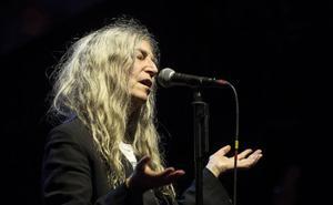 Patti Smith encabeza el cartel del Azkena