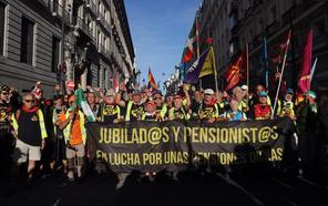 El Gobierno anuncia una subida de las pensiones del 0,9%