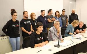 Los sindicatos convocan un mes de huelga en la concertada a partir del 7 de noviembre