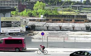 La instalación del puente de San Ignacio se retrasa dos meses