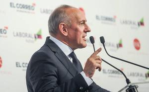 El diputado general de Álava plantea eliminar el Impuesto de Patrimonio en Euskadi