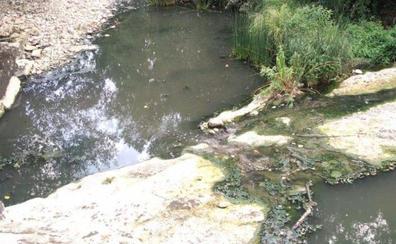 Facua quiere que URA explique las causas del vertido de agosto en el río Baias