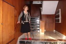 Vecinos de Llodio piden que la normativa local de ascensores sea más permisiva