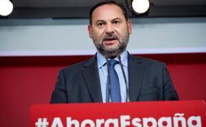 Ábalos ya habla de «kale borroka» catalana