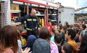 La ampliación del parque de bomberos de Llodio aspira al visto bueno este año