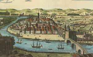 Los primeros txokos de Bilbao se llamaban 'cuarteles' y no se cocinaba