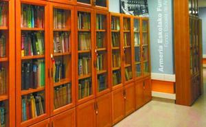 La biblioteca incrementa sus fondos