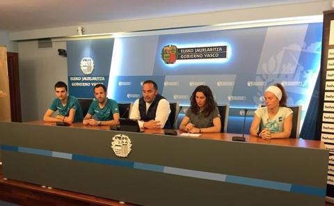 La Euskal Selekzioa tendrá cinco corredores en la final de la Copa del Mundo de trail