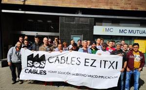 Desalojan a empleados de 'La Franco' de Erandio de la sede de Vicinay en Bilbao