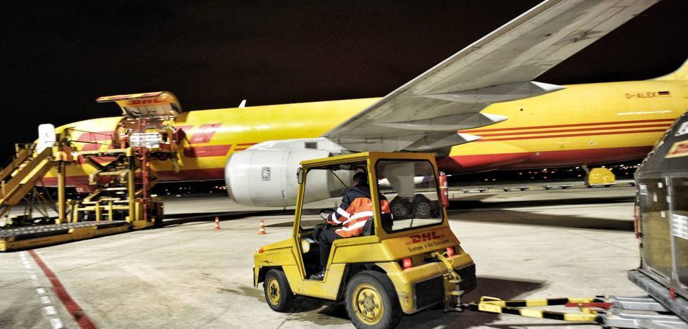 Foronda saca músculo en carga con un avance del 8,5% y sigue subiendo en pasajeros