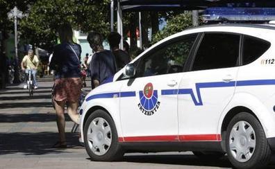 Detenido un joven de 21 años en Getxo por una agresión sexual a una menor hace un mes