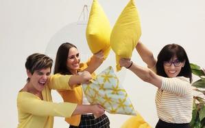 Un encuentro en Bilbao para mujeres extraordinarias: «¡La vamos a liar parda!»