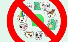 Detenidos dos jóvenes por difundir 'stickers' con contenido pornográfico infantil