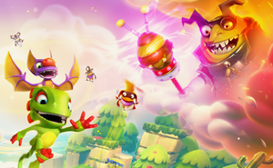 Yooka-Laylee and the Impossible Lair: todo un homenaje al simio de Nintendo