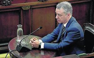 La «significativa» relevancia del testigo Iñigo Urkullu