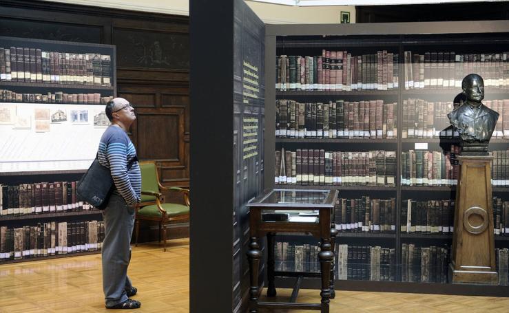 90 años de la Biblioteca Foral de Bizkaia
