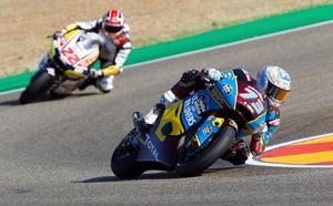 MotoGP da paso a Moto2 y Moto3