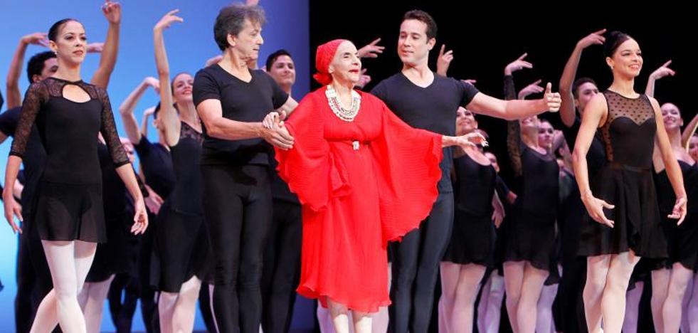 La danza pierde a Alicia Alonso, su diosa cubana