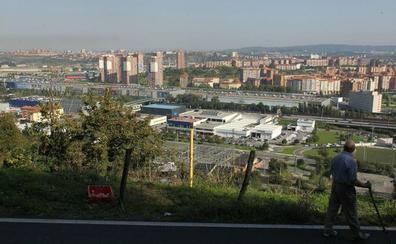 La Policía de Barakaldo detiene a un hombre en Bilbao tras una persecución en coche de 40 minutos
