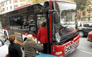 El autobús de Gernika gana 800 pasajeros