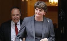 El unionismo norirlandés vuelve a decir 'no' al plan de Johnson para el 'brexit'