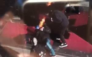 ¿Quiénes quemaron a los dos indigentes en Vitoria? Un joven de buena familia y el chico que hirió a su madre