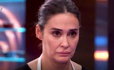 La gran bronca de Vicky Martín Berrocal en 'Masterchef celebrity'
