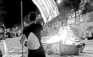 La revuelta catalana