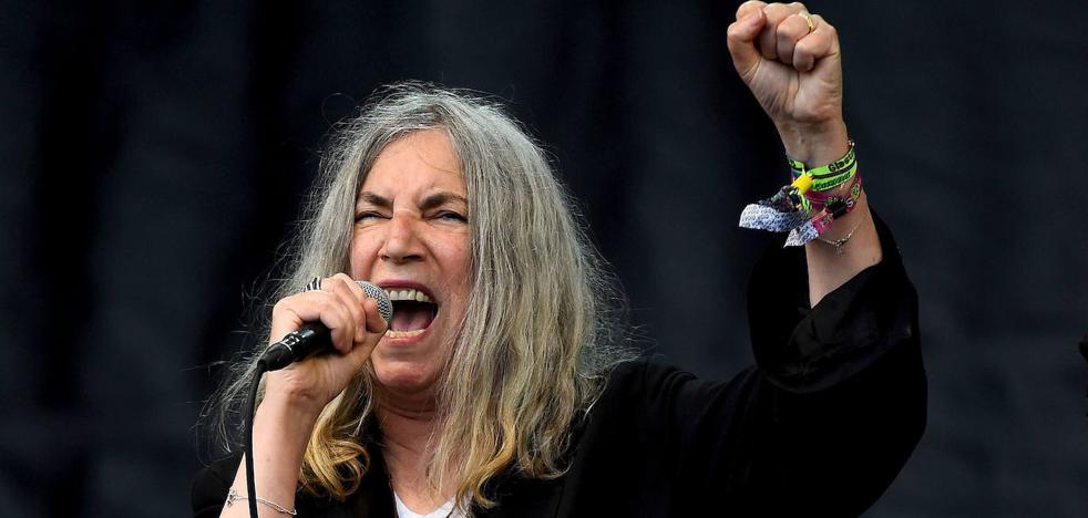 Patti Smith eta Azkena Rockeko emakumeak