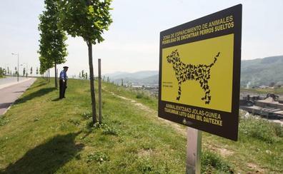 Portugalete tendrá su primer parque exclusivo para perros a final de este año