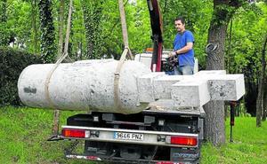 El Gobierno vasco retira 1.523 símbolos franquistas de las calles de Euskadi