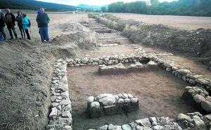 Hallan en Valdegovía un gran yacimiento de época prerromana, romana y medieval