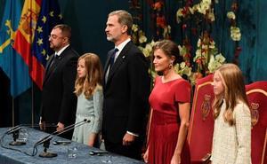Los Premios Princesa de Asturias, en directo
