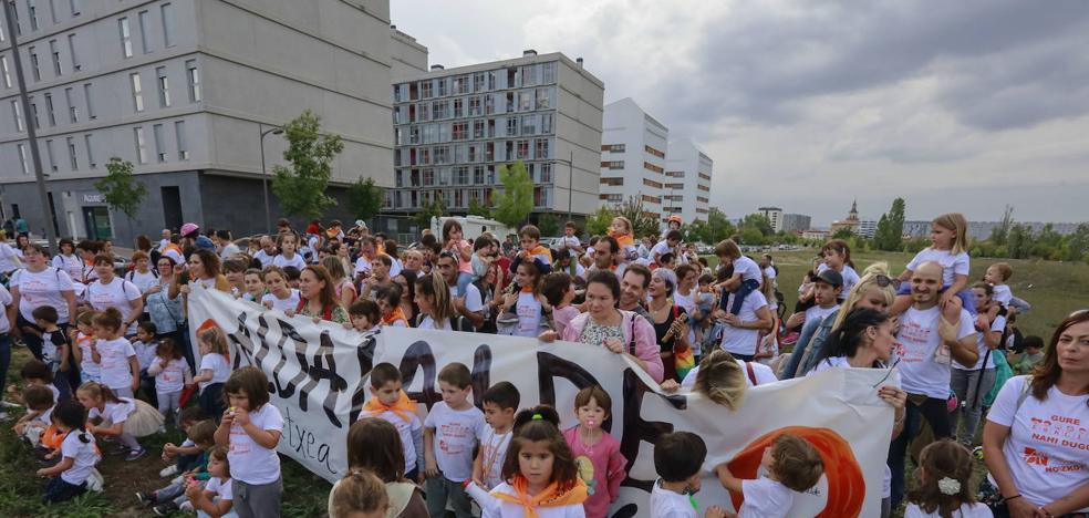 La obra del colegio Aldaialde deberá esperar al proyecto del soterramiento