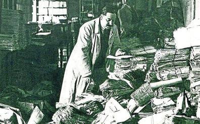 Los orígenes de la gran biblioteca pública vizcaína