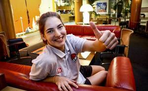 Rosó Buch: «He pasado de pedirle un autógrafo a Laia Palau a jugar junto a ella»