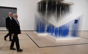 Vibraciones en el Guggenheim