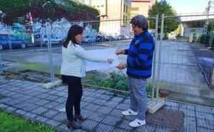 Santurtzi ganará 40 plazas de parking en el centro tras la retirada de los barracones de Urbanismo