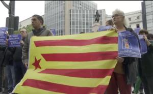 200 movilizaciones en Euskadi y Navarra por la sentencia del 'procés'